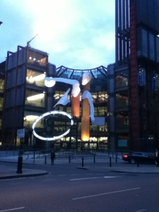 Channel 4 HQ!